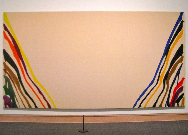 Morris Louis Untitled, 1960
