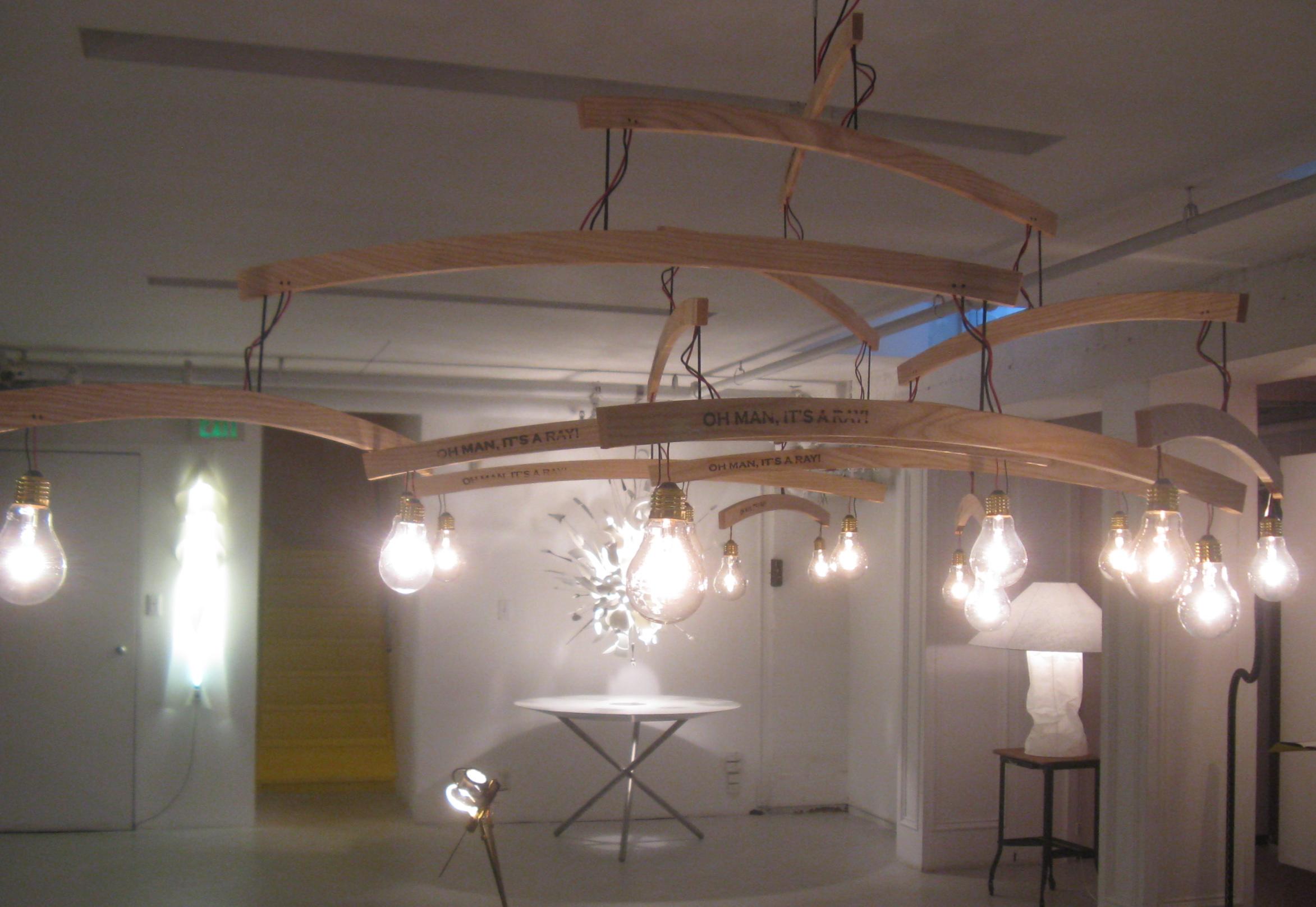 Forum Arredamento.it •L'effetto del lampadario centrale