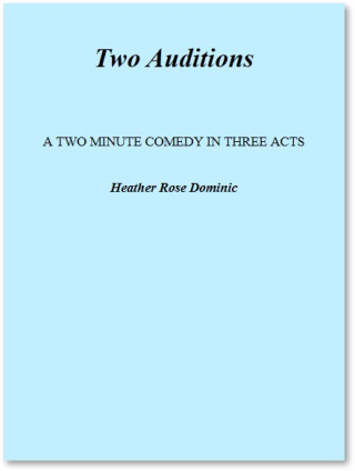 Two Auditions